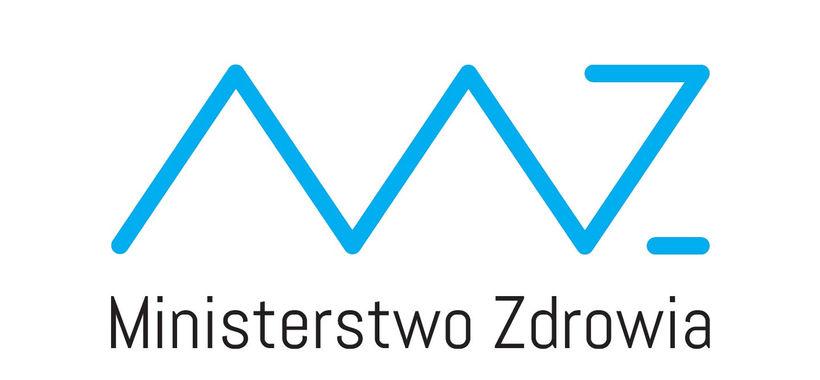Grafika ogólna - logo Ministerstwa Zdrowia