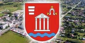 Zdjecie przedstawia herb gminy niemce