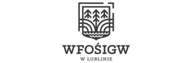 Logo WFOŚIGW w Lublini