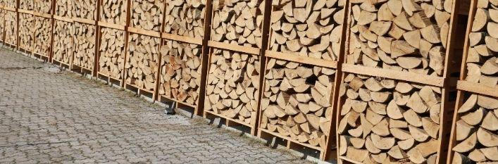 palety drewna
