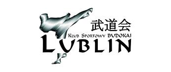 Logo klubu sportowego BUDOKAI Lublin