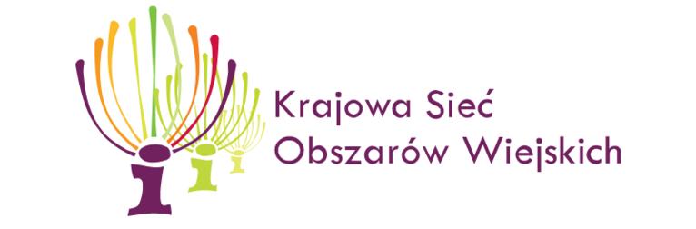 Logo Krajowa sieć obszarów wiejskich.