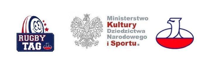 Logotypy: Rugby TAG, Ministerstwo kultury i sportu