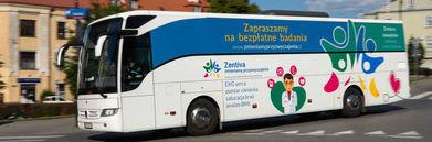 Autobus do badań