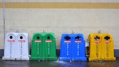 Zmiana opłat za gospodarowanie odpadami komunalnymi w 2015 r.