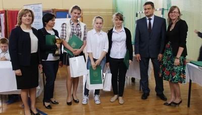 I Międzyszkolny Konkurs Papieski dla szkół z Gminy Jabłonna.
