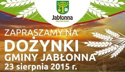 Dożynki Gminy Jabłonna 2015