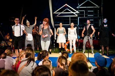 26 i 27 czerwca gościmy Pippi czyli spektakl w namiocie cyrkowym!