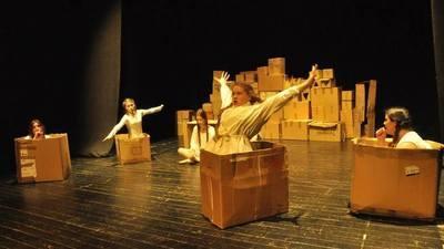 Wielki sukces grupy teatralnej z GCK w Piotrkowie