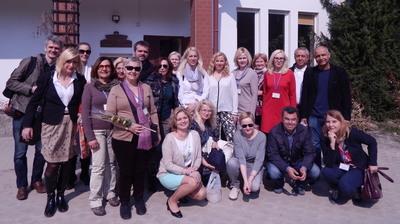 Podsumowanie projektu Erasmus+ w Jabłonnie