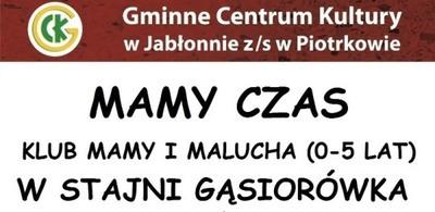 MAMY CZAS w Stajni Gąsiorówka