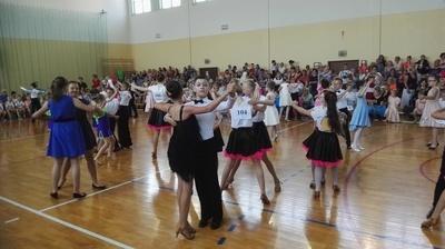 III Turniej Tańca dla par początkujących już za nami
