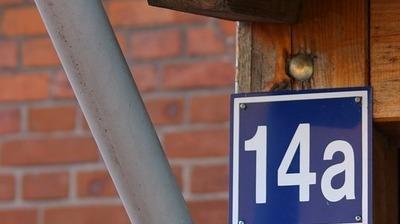 Nadanie numeru porządkowego nieruchomości