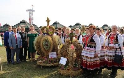 Dożynki Wojewódzkie - RADAWIEC 2017
