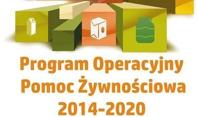 Program Operacyjny Pomoc Żywnościowa dla mieszkańców Gminy Jabłonna