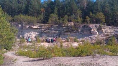 Wycieczka  laureatów III Olimpiady Ekologicznej do Suśca