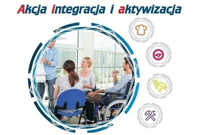 """Zaproszenie do projektu """"Akcja integracja i aktywizacja"""""""