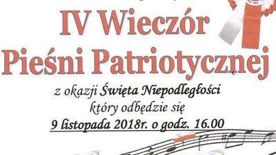 IV Wieczór Pieśni Patriotycznej