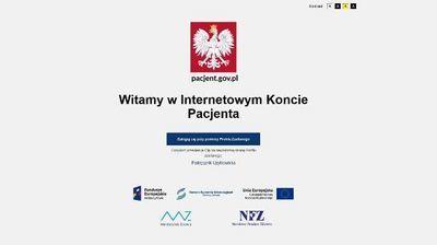 Internetowe Konto Pacjenta- (IKP)