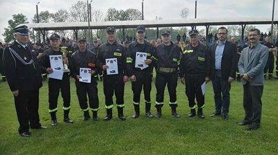 OSP Piotrków najlepsza w Gminnych zawodach sportowo-pożarniczych