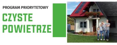 """Program """"Czyste powietrze"""" w Gminie Jabłonna"""