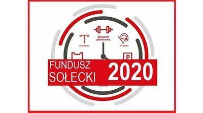Fundusz sołecki na 2020 rok - PODZIAŁ KWOT
