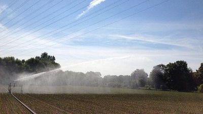 Trwa nabór na dotacje na inwestycje w nawadnianie gospodarstw