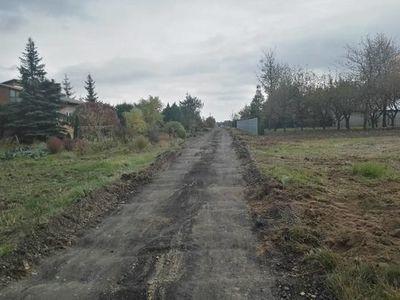 Przebudowa drogi tzw. Czereśniowej