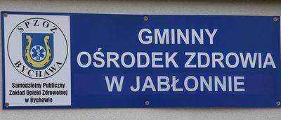 Nowa Poradnia w Gminnym Ośrodku Zdrowia w Jabłonnie