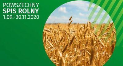 Nabór kandydatów na rachmistrzów terenowych  w powszechnym spisie rolnym w 2020 r.
