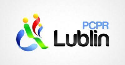 Logotyp Powiatowego Centrum Pomocy Rodzinie w Lublinie