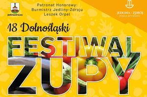 Zapraszamy na 18 Dolnośląski Festiwal Zupy