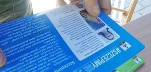 Działania promocyjne Gminy Jedlina-Zdrój w ramach Narodowego Programu Szczepień – 9 września 2021r.