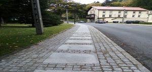 Przebudowy chodników ciąg dalszy