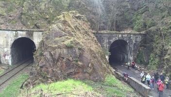 Zabytki - Najdłuższy tunel kolejowy w Polsce