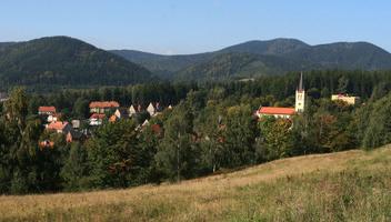 Punkt widokowy, ul. Chałubińskiego (w kierunku Kościelnej)