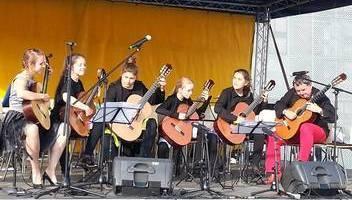 Gitarowy zlot w Jedlinie-Zdroju czyli IX Letnie Warsztaty Gitarowe