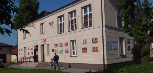 Gminna Biblioteka Publiczna im. J.I. Kraszewskiego w Kamionce