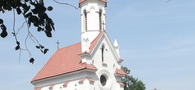 Remont kaplicy zakończony