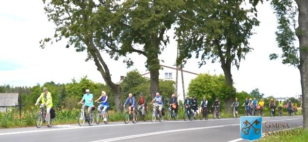 Turystyka rowerowa w Kamionce przechodzi renesans