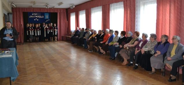 Wystawa z okazji kanonizacji Jana Pawła II w GOK- fotogaleria