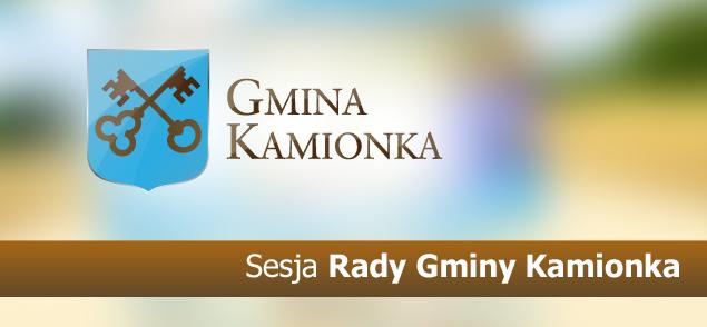 Sesja Rady Gminy Kamionka 24 wrzesień 2014
