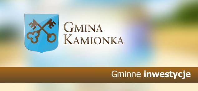 Rewitalizacja przyrodnicza rynku w centrum miejscowości Kamionka