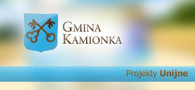 Rewitalizacja miejscowości Kamionka poprzez remont i modernizację chodników oraz ciągu pieszo-jezdnego.