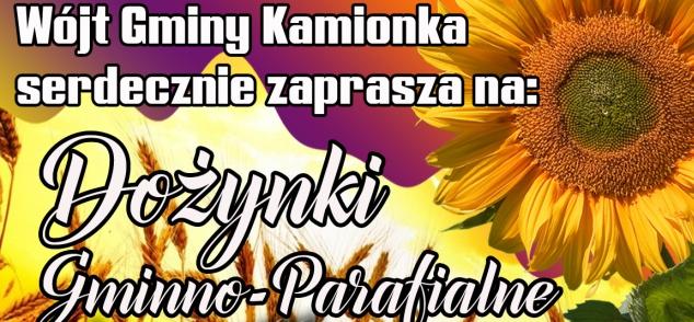 Dożynki Gminno-Parafialne - Stadion Leśny