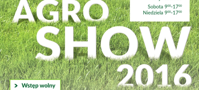 Agro Show w Ułężu