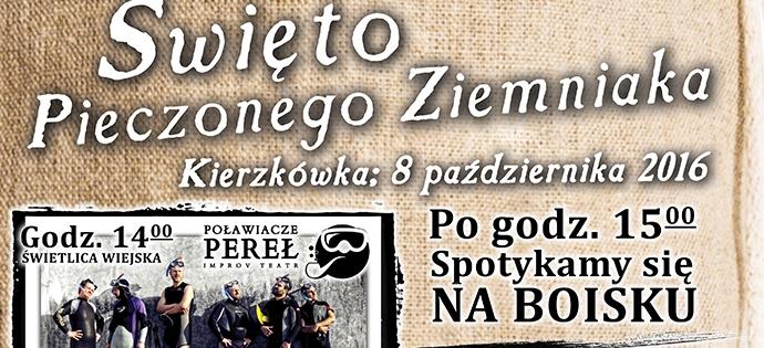 Święto Pieczonego Ziemniaka w Kierzkówce - fotogaleria