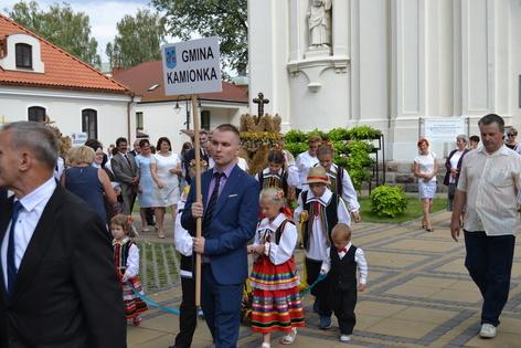 Dożynki powiatu lubartowskiego - zdjęcia