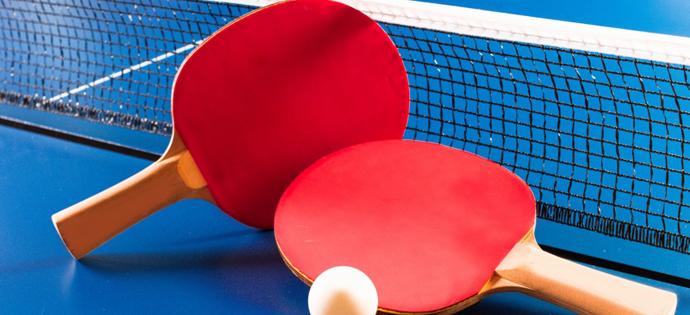 Turniej tenisa stołowego w Kamionce