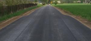 Przebudowa drogi gminnej w Siedliskach